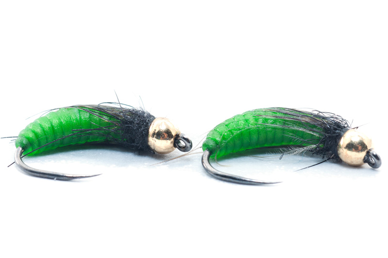 green-nymphs
