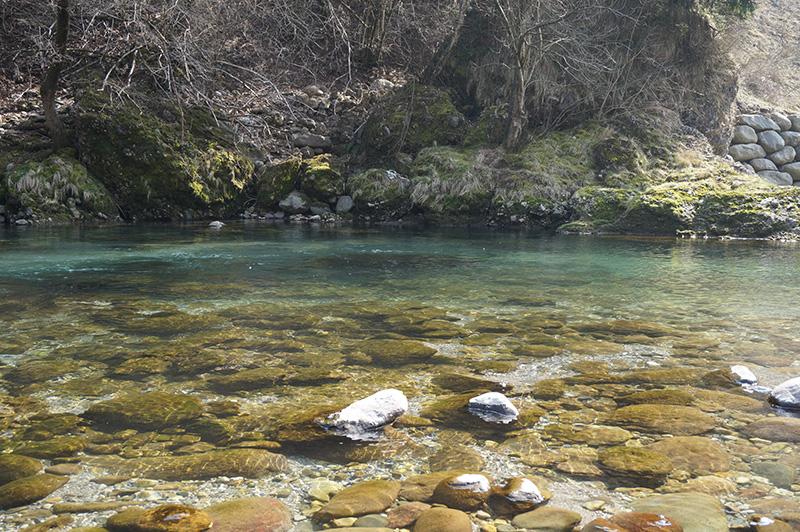 fiume-Serio-in-Ponte-Nossa-in-zona-normale